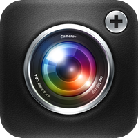 tap tap tap Camera+ for iPad