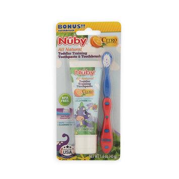 Talbots Toddler Training Toothpaste & Toothbrush
