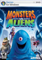 Activision Monsters vs Aliens