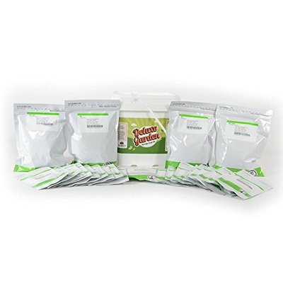 Legacy Premium Food Storage Large Vegetable Garden Emergency Prepper Dried Seed Vault Collection