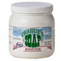 Charlie's Soap Booster & Hard Water Treatment