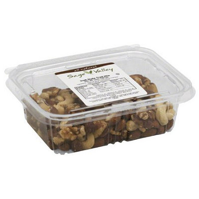 Generic Sage Valley Just Nuts Trail Mix, 10 oz, (Pack of 6)