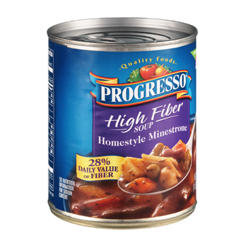 Progresso High Fiber Homestyle Minestrone Soup
