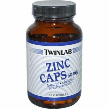 Twinlab Zinc Caps 50 mg 90 Capsules