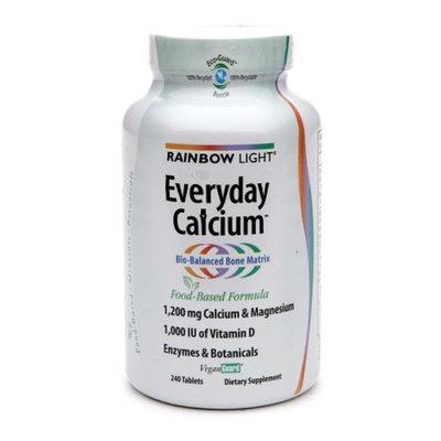Rainbow Light Everyday Calcium tablets