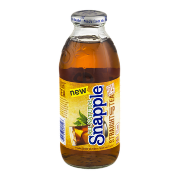 Snapple Straight Up Sweet Tea