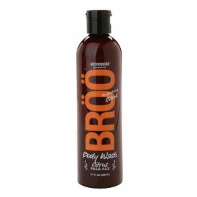 BROO Citrus Pale Ale Body Wash