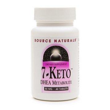 Source Naturals 7-Keto DHEA Metabolite 50mg