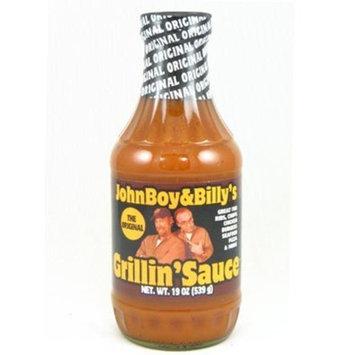 John Boy & Billy's Johnboy and Billy's Original Grillin' Sauce