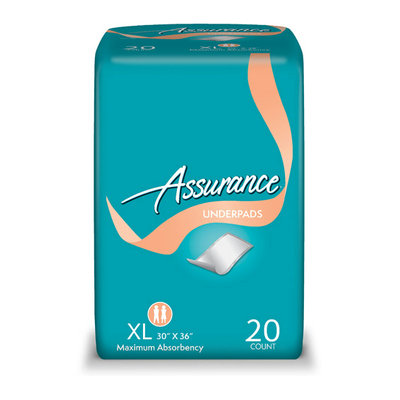 Assurance Protective Underpads
