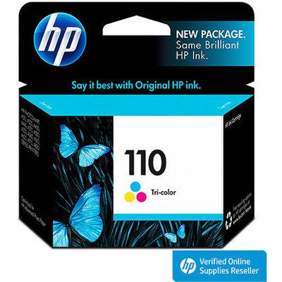 HP 110 Tri-color Original Ink Cartridge