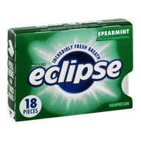 Eclipse Sugarfree Gum Spearmint