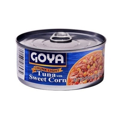 Goya Tuna with Sweet Corn