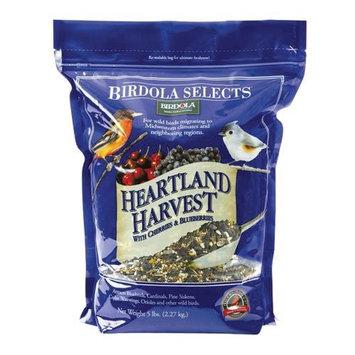 Birdola 54583 5-Pound Heartland Harvest Bird Food (Discontinued by Manufacturer)