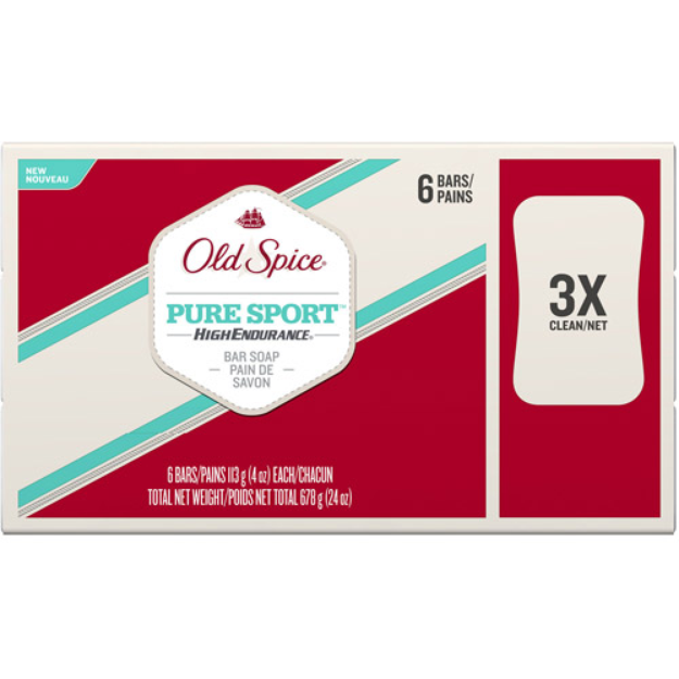 Old Spice High Endurance High Endurance Bar Soap
