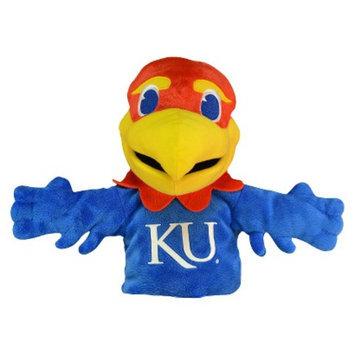 Bleacher Creatures University of Kansas Big Jay Mascot Hand Puppet