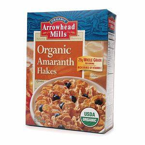 Arrowhead Mills Amaranth Flakes Cereal