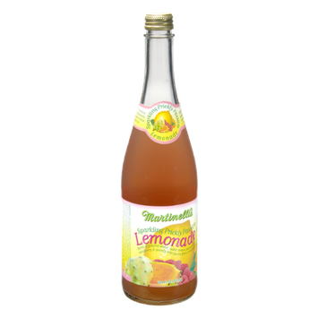 Martinelli's Sparkling Prickly Passion Lemonade