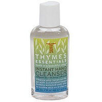 Thymes Essentials Instant Hand Cleanser 60 ml / 2 fl oz