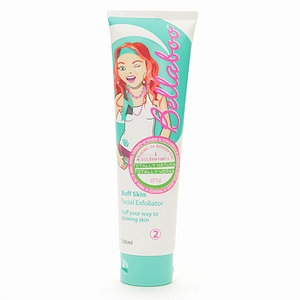 Bellaboo Buff Skin Facial Exfoliator