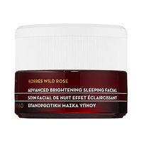 Korres Wild Rose + Vitamin C Advanced Brightening Sleeping Facial 1.35 oz