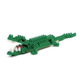 Nanoblock nanoblock Mini Crocodile Building Blocks