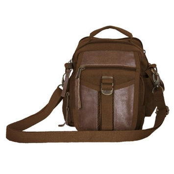 Fox Outdoor 41-98 Classic Euro On - The - Go Travel Organizer Bag - Brown