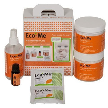 Eco-Me DIY Baby & Nursery Box Set