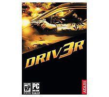 Atari Driv3r (Driver 3) (PC-DVD)