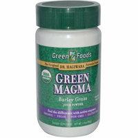 Green Foods Dr Hagiwara Green Magma Barley Grass Juice Powder 2.8 oz