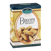 Isola Biscotti with Almonds