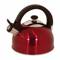 Magefesa Sabal Red Stainless Steel 2.1 QTS. Tea Kettle