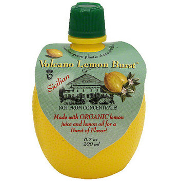 Volcano Lemon Burst Volcano Juice