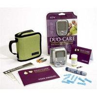 GenExel Sein GenExel-Sein Duo-Care Wrist Blood Pressure/Glucose Meter Kit