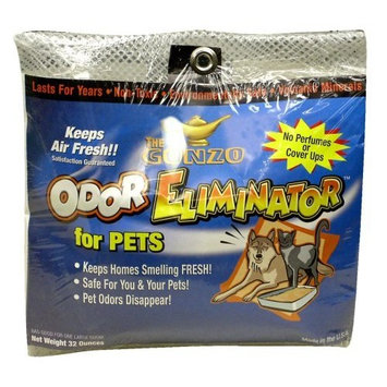 , Gonzo Pet Odor Eliminator Crystals Bags, 32 oz. Bags, (Pack of 3)