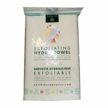 Earth Therapeutics Exfoliating Hydro Towel 1 Sponge