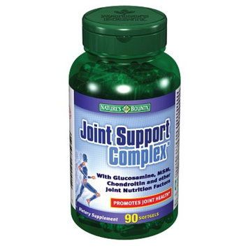 Nature's Bounty Joint Support Complex
