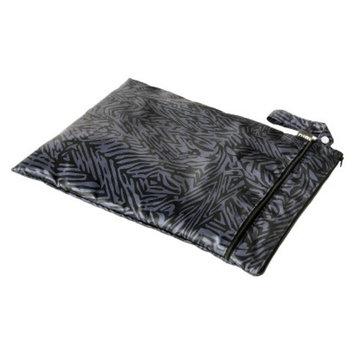 Nixi by Bumkins Recycled Fabric Wet Dry Bag - Flint