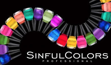 SinfulColors Professional Nail Color