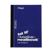Mead Fat Lil' Neatbook
