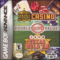 Majesco Golden Nuggest/Texas Hold Dual