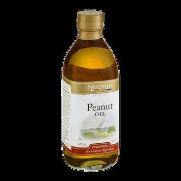 Spectrum Naturals Peanut Oil