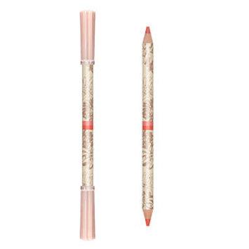 Paul & Joe Beaute Lip Pencil Duo, #1 Dual Melon, .05 oz