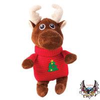 Bret Michaels Pets RockTM Moose Sweater Dog Toy