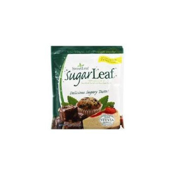 SweetLeaf SugarLeaf 100% Natural Mix of Stevia and Raw Cane Sugar