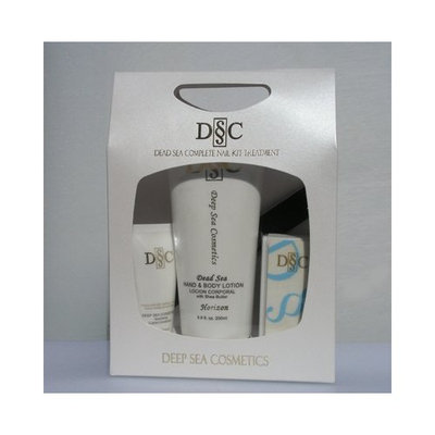 Deep Sea Cosmetics Dead Sea Nail Treatment Kit (Horizon)