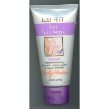 Sally Hansen Just Feet Spa Foot Mask 3.5oz