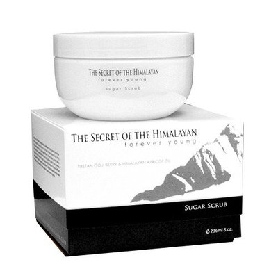 Secret Of The Himalayan Sugar Scrub, 8-Ounce