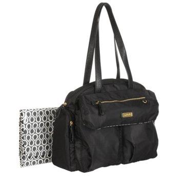 Carter's Diaper Bags Duffle Diaper Bag, Black, 1 ea
