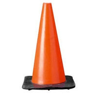 Trademark Orange Security Safety Cones Traffic Road Stoppers